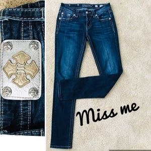 Miss me signature skinny size 27